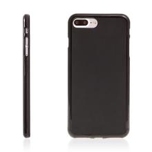 Kryt pro Apple iPhone 7 Plus / 8 Plus gumový matný - černý