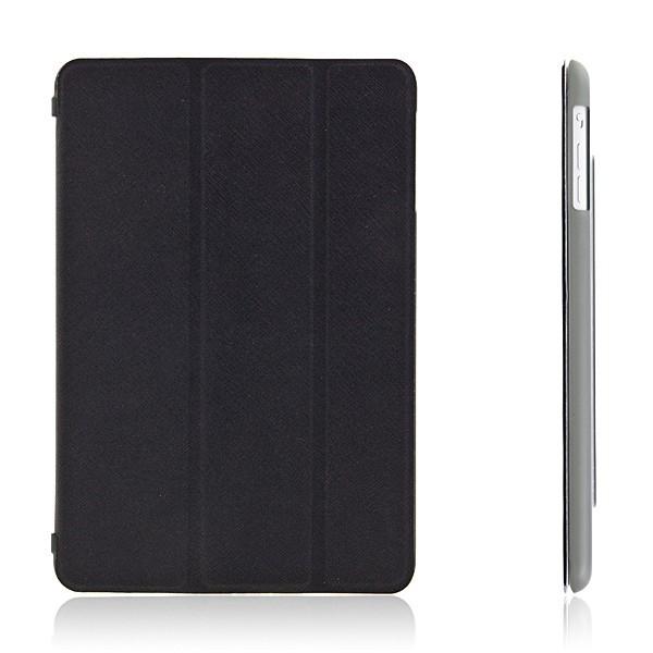 Tenké ochranné pouzdro se Smart Coverem pro Apple iPad mini / mini 2 / mini 3 - černé