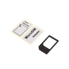 Redukce Micro SIM na standardní SIM kartu