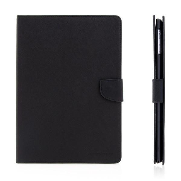 Ochranné pouzdro se stojánkem a prostorem pro platební karty pro Apple iPad Air 1.gen. - černé