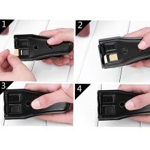Řezačka na vystřihnutí SIM karty na Micro SIM / Nano SIM