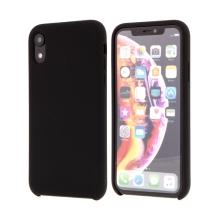 Kryt pro Apple iPhone Xr - gumový - příjemný na dotek