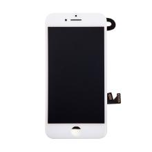 LCD panel + dotykové sklo (touch screen digitizér) pro Apple iPhone 8 / SE (2020) - osazený bílý - kvalita A