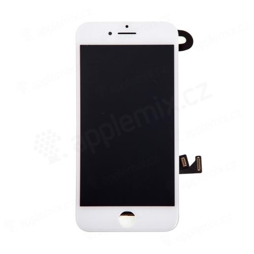 LCD panel + dotykové sklo (touch screen digitizér) pro Apple iPhone 8 - osazený - kvalita A