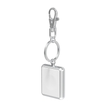 Nabíjecí podložka pro Apple Watch - konektor Lightning - přívěsek na klíče