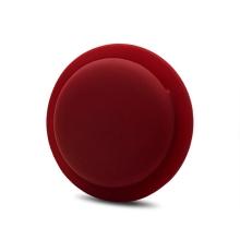 Kryt / obal pro Apple AirTag - nalepovací - silikonový - vínový