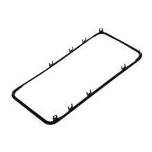 Náhradní středový rámeček Mid Frame pro Apple iPhone 4 - černý