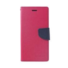 Pouzdro Mercury Fancy Diary pro Apple iPhone Xr - stojánek a prostor na doklady - růžové / modré