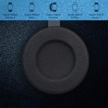 Magnetický nabíjecí kabel pro Apple Watch 38mm a 42mm - 1m - šedý