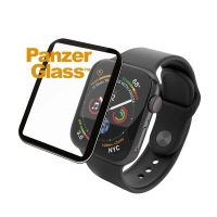 Tvrzené sklo (Tempered Glass) PANZERGLASS pro Apple Watch 4 44mm