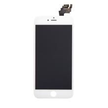 LCD panel + dotykové sklo (touch screen digitizér) pro Apple iPhone 6 Plus - osazený bílý - kvalita A