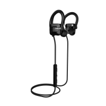 Sluchátka JABRA STEP Bluetooth bezdrátová - špunty - ovládání + mikrofon - černá
