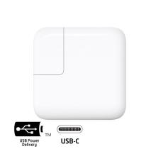 Originální Apple 29W / 30W USB-C napájecí adaptér / nabíječka pro MacBook Retina 12