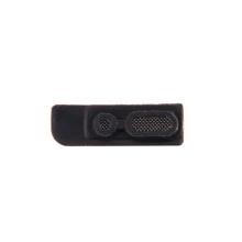 Mřížka s uložením vrchního mikrofonu a horního reproduktoru / sluchátka pro Apple iPhone 5 / 5C / 5S - kvalita A+