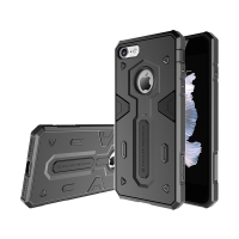 Kryt Nillkin pro Apple iPhone 7 / 8 - odolný - plast / guma - černý