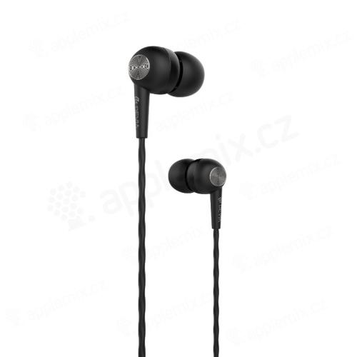 Sluchátka DEVIA s mikrofonem pro Apple iPhone / iPad / iPod a další zařízení