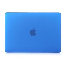 "Obal / kryt pro MacBook Air (2018-2019) 13.3"" (A1932) - plastový - tmavě modrý"