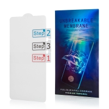 Ochranná Hydrogel fólie pro Apple iPhone 12 mini - čirá