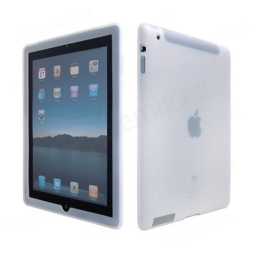 Ochranné pouzdro pro Apple iPad 2 - čiré