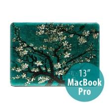 Obal pro Apple MacBook Pro 13 A1278 plastový - kvetoucí strom