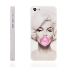 Plastový kryt pro Apple iPhone 5C - Marilyn Monroe