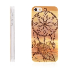 Kryt pro Apple iPhone 5 / 5S / SE gumový - lapač snů