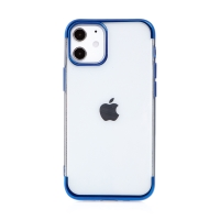 Kryt ROAR Rico pro Apple iPhone 12 / 12 Pro - odolný - plastový / gumový - černý