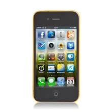 Ultra tenký ochranný kryt pro Apple iPhone 4 / 4S (tl. 0,3mm) - matný