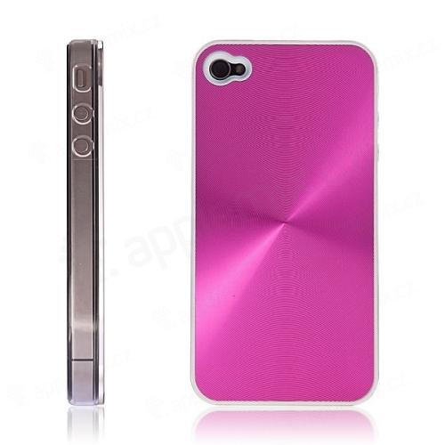 Ochranný kryt / pouzdro pro Apple iPhone 4 hliníkový