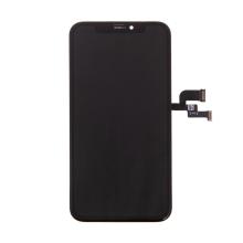 OLED panel + dotykové sklo (touch screen digitizér) pro Apple iPhone Xs - černý - kvalita A