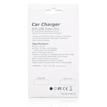 Auto nabíječka pro Apple iPad / iPhone / iPod - 2100mA