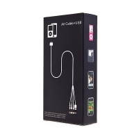 Video USB / AV kabel pro Apple iPhone / iPod / iPad