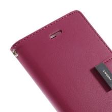 Pouzdro Mercury Rich Diary pro Apple iPhone X / Xs - růžové