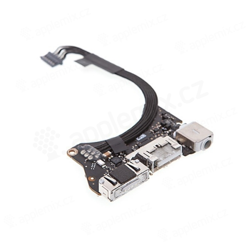 Napájecí konektor Magsafe 2 + USB port + sluchátkový konektor pro Apple MacBook Air 11 A1465 Mid 2012 - kvalita A+