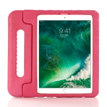 """Pouzdro pro děti pro Apple iPad iPad Pro 12,9"""" 2018 - rukojeť / stojánek / prostor na Apple Pencil - pěnové - růžové"""