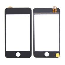 Přední dotykové sklo (touch screen) pro Apple iPod touch 1. gen. - černý rámeček