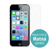 Ochranná fólie pro Apple iPhone 5 / 5C / 5S / SE - anti-reflexní (matná)