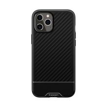 Kryt SPIGEN Core Armor pro Apple iPhone 12  / 12 Pro - plastový - černý