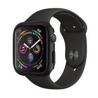 Kryt SPIGEN Thin Fit pro Apple Watch 4 / 5 / 6 / SE 40mm - černý