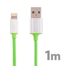 MFi certifikovaný synchronizační a nabíjecí kabel Lightning KiwiBird pro Apple zařízení - zelený