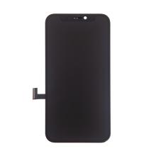 OLED panel + dotykové sklo (touch screen digitizér) pro Apple iPhone 12 mini - černý - kvalita A