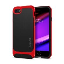 Kryt SPIGEN Neo Hybrid pro Apple iPhone 7 / 8 / SE (2020) - plastový/ gumový - černý / červený
