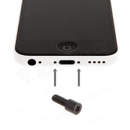 Náhradní šroubek na spodní část Apple iPhone 5C - kvalita A+