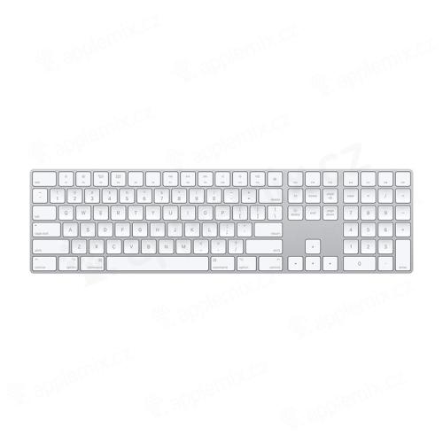 Originální Apple Magic Keyboard / klávesnice s číselnou klávesnicí - česká