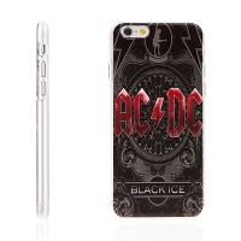 Kryt pro Apple iPhone 6 / 6S plastový - AC/DC