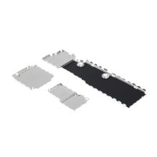 Kovový kryt / krycí plech základní desky pro Apple iPhone 5C - kvalita A+