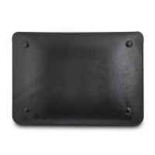 """Pouzdro KARL LAGERFELD pro Apple MacBook Pro 13"""" / Air 13"""" - umělá kůže - černé"""
