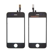 Sklo s dotykovou vrstvou (touch screen digitizer) pro Apple iPhone 3G - černý rámeček - kvalita A