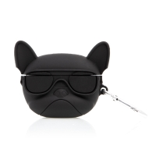 Pouzdro / obal pro Apple AirPods Pro - silikonové - 3D zvířátko