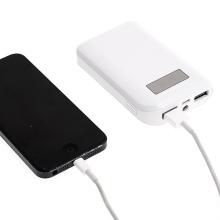 Univerzální 10000mAh externí baterie s 2 USB porty a LED baterkou pro Apple iPhone / iPad / iPod a další zařízení